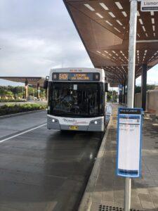 Byron Bay Bus Interchange 2